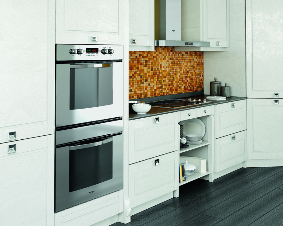 Kitchen Cabinets Vancouver 55 High Gloss White Flat Dvk Discount